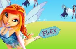 Игры для девочек онлайн игра winx club